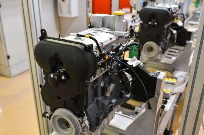 АВТОВАЗ вылечил моторы 1.8 от «масложора»
