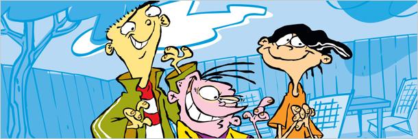 Cartoon Conspiracy Theory: Ed, Edd and Eddy Are Dead