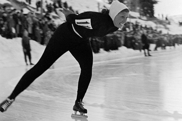 Эта советская спортсменка по…