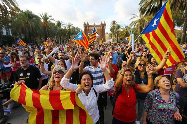 Так отделилась ли Каталония?