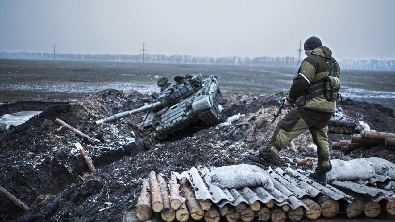 Сказ о том, как Путин «слил» Донбасс. Немного истории, немного реалий
