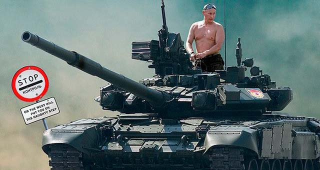 Чистосердечное признание: да, это Путин избрал Трампа – а завтра его снимет!