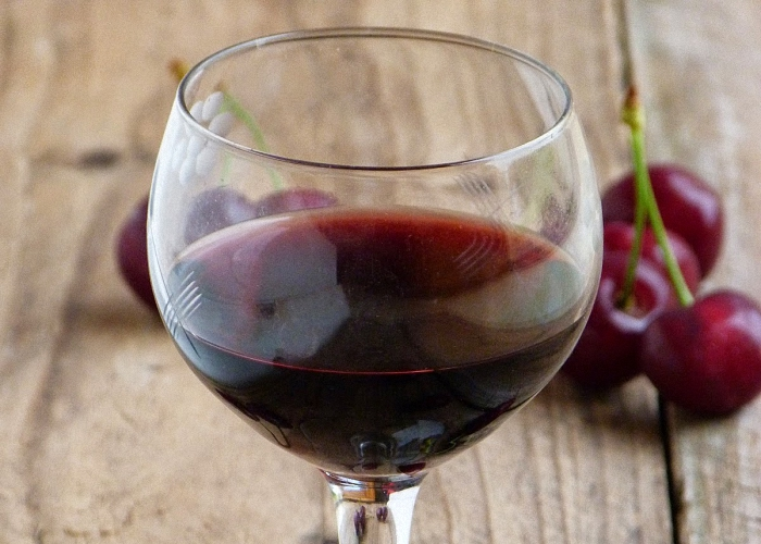 Как сделать вишневого вина в домашних условиях