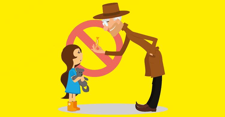 Как обезопасить своего ребенка от похищения