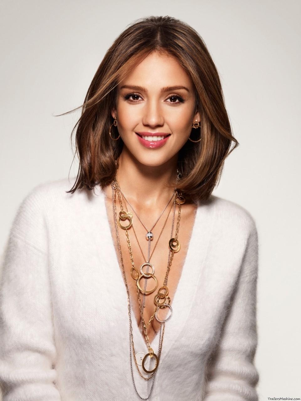 Джессика Альба  в фотосессии Патрика Демаршелье для бренда Piaget 2011