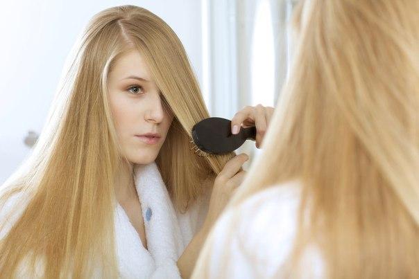 Пищевая сода может остановить выпадение волос и омолаживает волосы, а также способствует росту волос