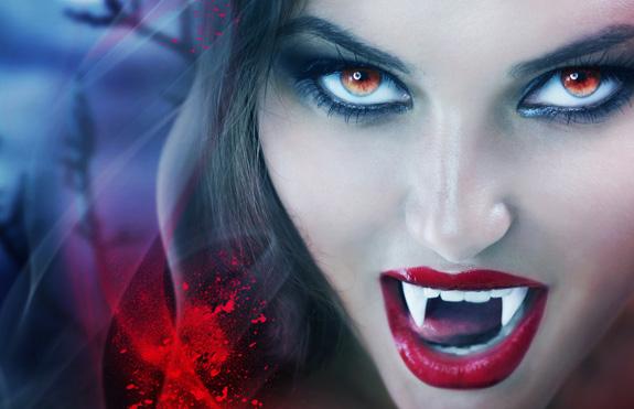 Изображая жертву, или ласковые вампиры