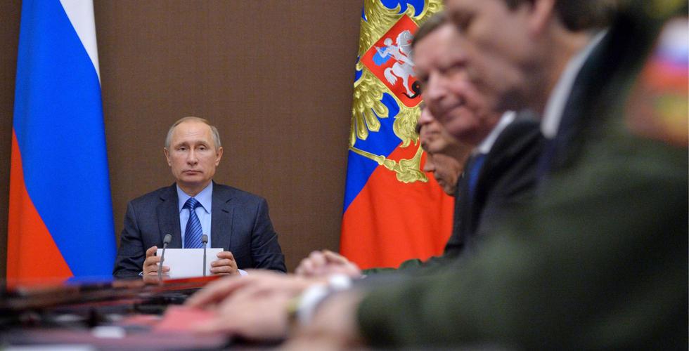 Путин заявил, что готов ударить ракетами по объектам НАТО