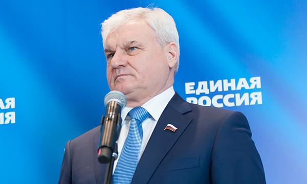 Партия «Единая Россия» держит вопросы развития сельского хозяйства под постоянным контролем