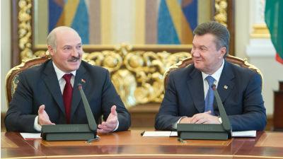 Лукашенко попался на телефонный розыгрыш «Януковича-младшего»