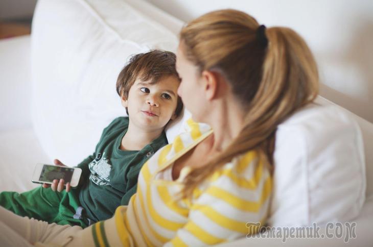Почему не стоит жертвовать всем ради детей
