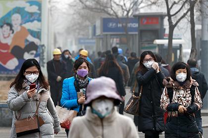 Объяснено появление смертоносного смога в Пекине