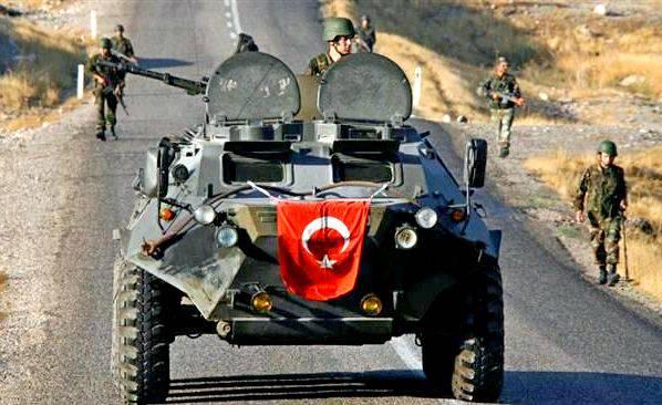 Операция вАфрине вынудила передислоцироваться российских военных