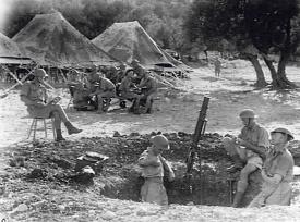 Ближневосточные рубежи Второй мировой войны. Мессершмитты над Хайфой и Тель-Авивом
