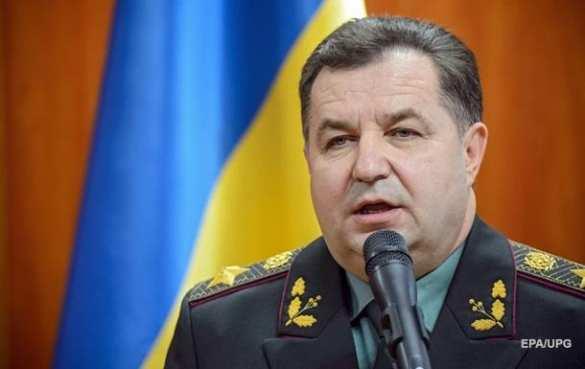 Иностранные советники Степана Полторака взяли на контроль ситуацию на Донбассе