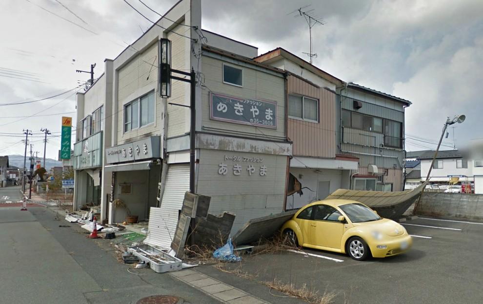 Намиэ – Город-призрак в Японии