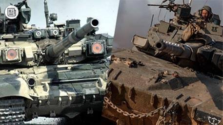 Merkava против Т-90: сможет ли израильский «супертанк» воевать в России