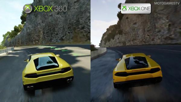 Сравнение графики Forza Horizon 3 (Xbox One и PC)