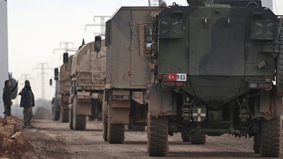 Сирия: турецкий блицкриг провалился под Аль-Бабом