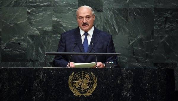 Фееричное выступление Лукашенко в ООН