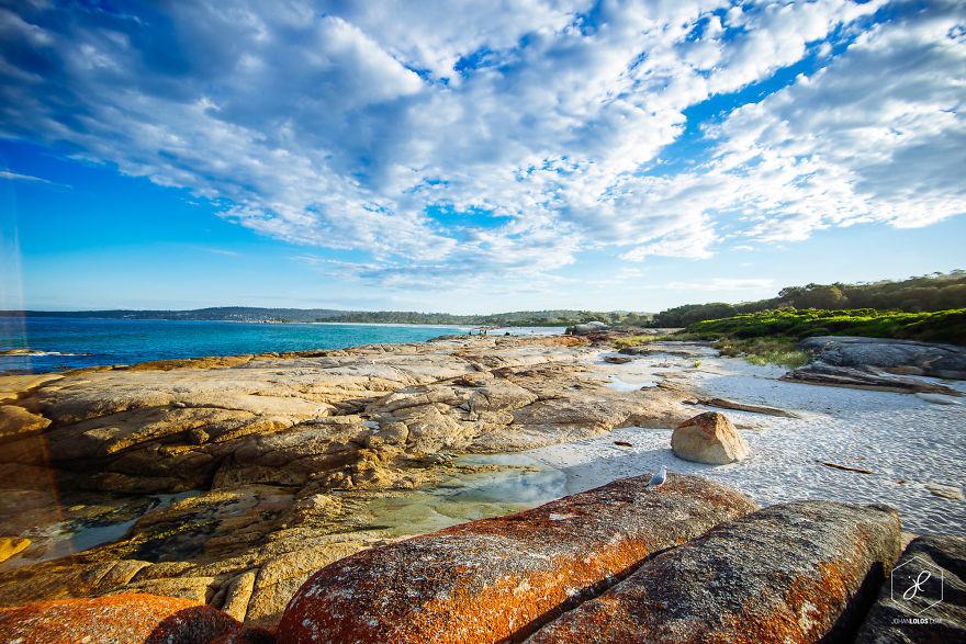 JohanLolos04 Захватывающие фотографии путешественника, проехавшего более 40 000 км по Австралии