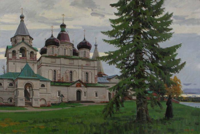 художник Евгений Борисович Молев картины – 03