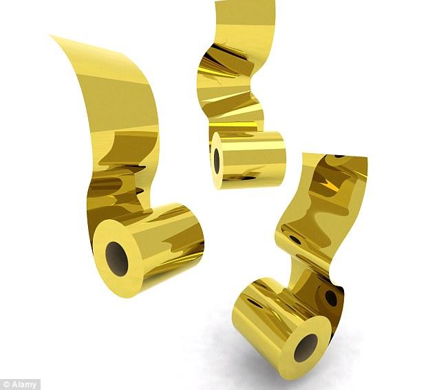 Золото для задницы