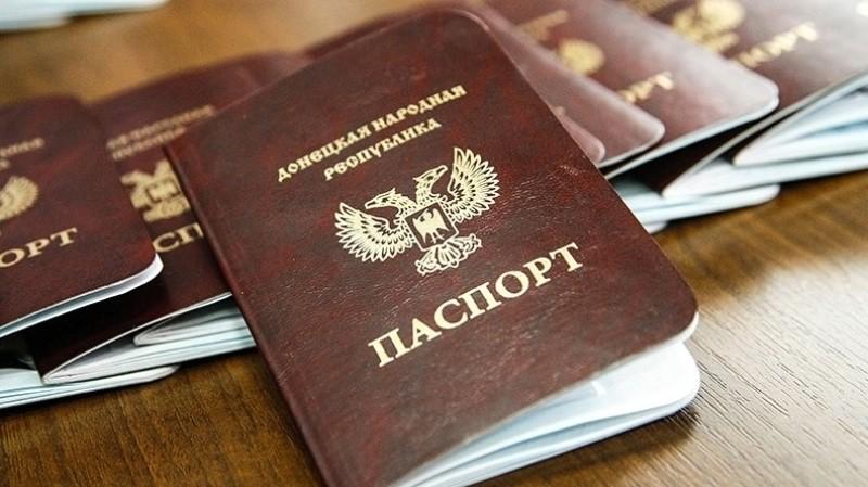 На Украине - ажиотажный спрос на донецкие паспорта