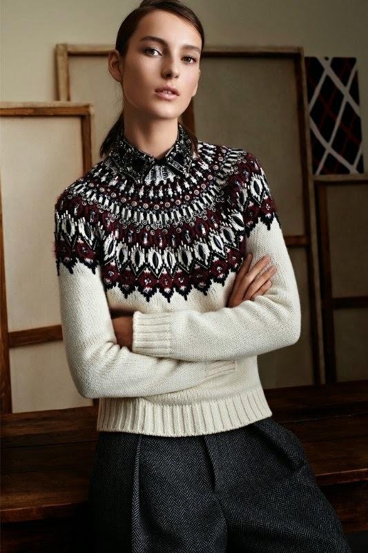 Нарядные свитерки