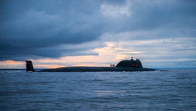 Норвегия жалуется на то, что российские подлодки трудно обнаружить
