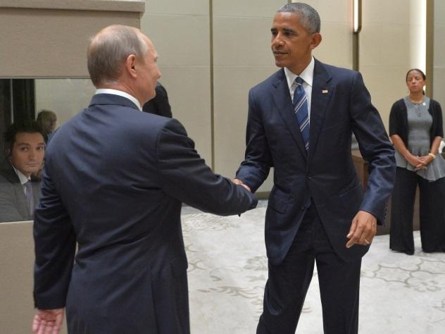 Путин «хорошо» поговорил с Обамой в китайском Ханчжоу
