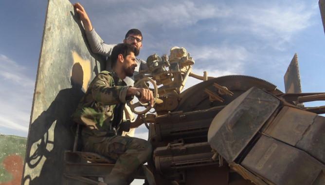 Не словом, а делом: в то время как США выбрасывает деньги на ветер, Сухейл истребляет остатки ИГ