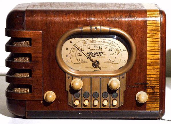 Кое-что из истории радио