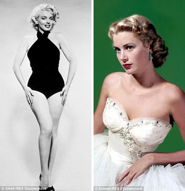Marilyn Monroe was Not Even Close to a Size 1216