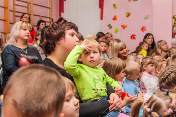 Про детский сад к знающим и собирающимся!