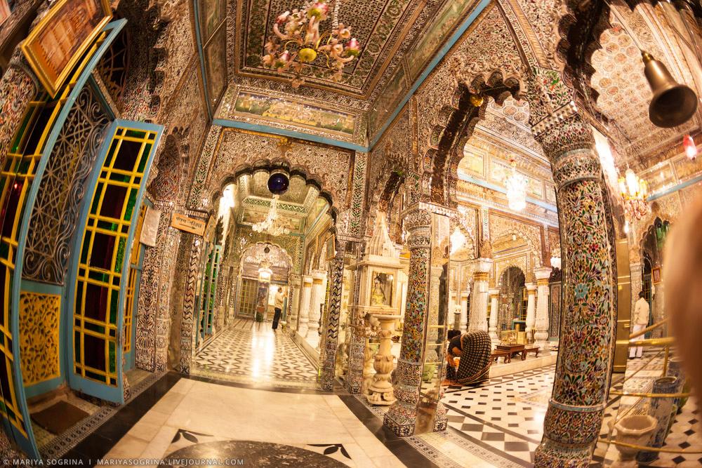 Храмы в Калькутте: такой красоты нет даже в самом Тадж-Махале