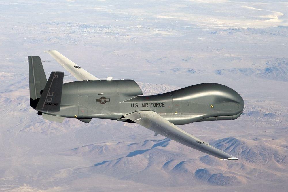 Стратегический беспилотник США провел разведку над Донбассом