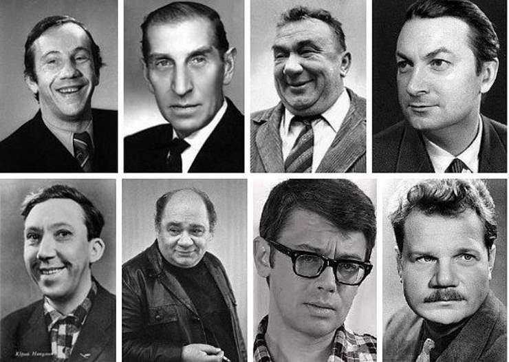 9. Актеры, лучшие без всякого Оскара. СССР, люди, рожденные в СССР, советский союз