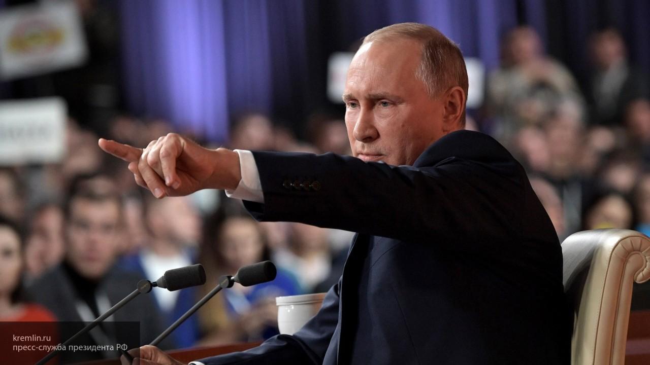 Путин сравнил ситуацию на Донбассе с боснийской Сребреницей