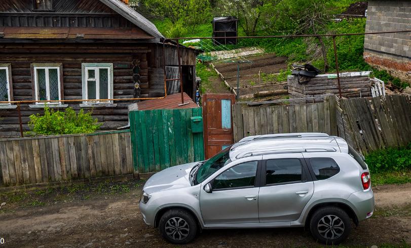 Машина для дачников за миллион рублей