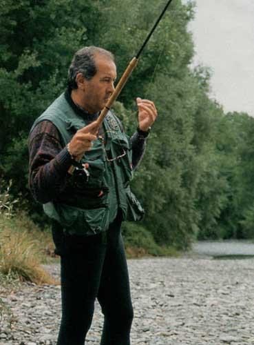 Ловля рыбы на снос или Аи Тос