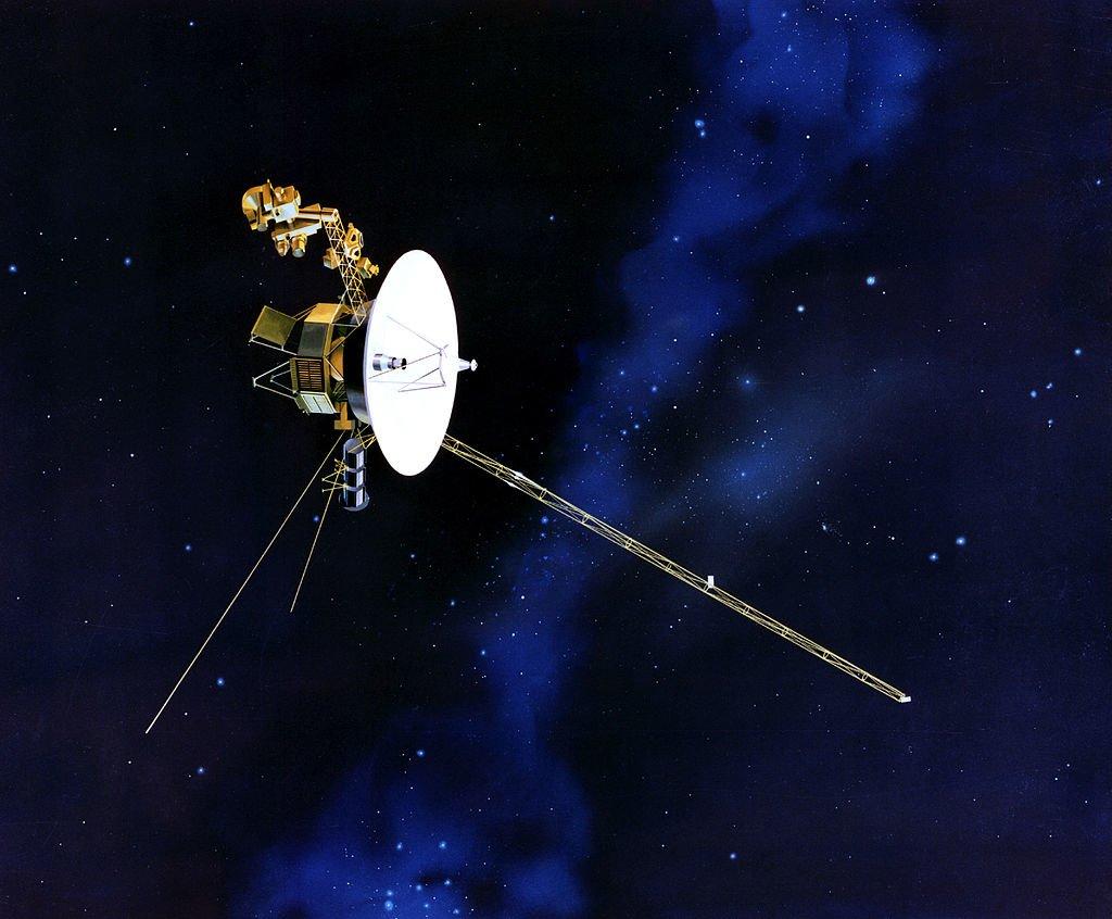 Космический аппарат «Voyager 2» вышел в межзвездное пространство