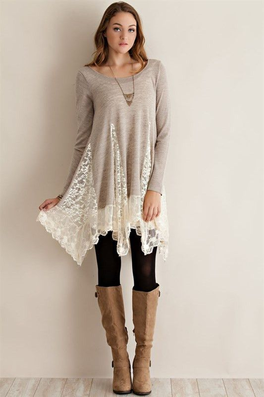 Simplicity tunic top>> www.anchorabella.com New Arrivals Daily! Fast, Free Shipping!: