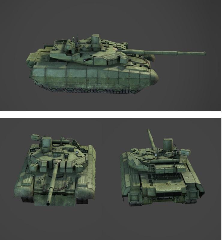 Какой украинский танк лучше: Булат или Оплот?