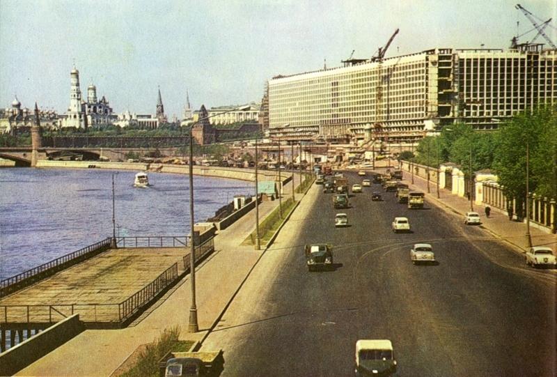 Столица СССР