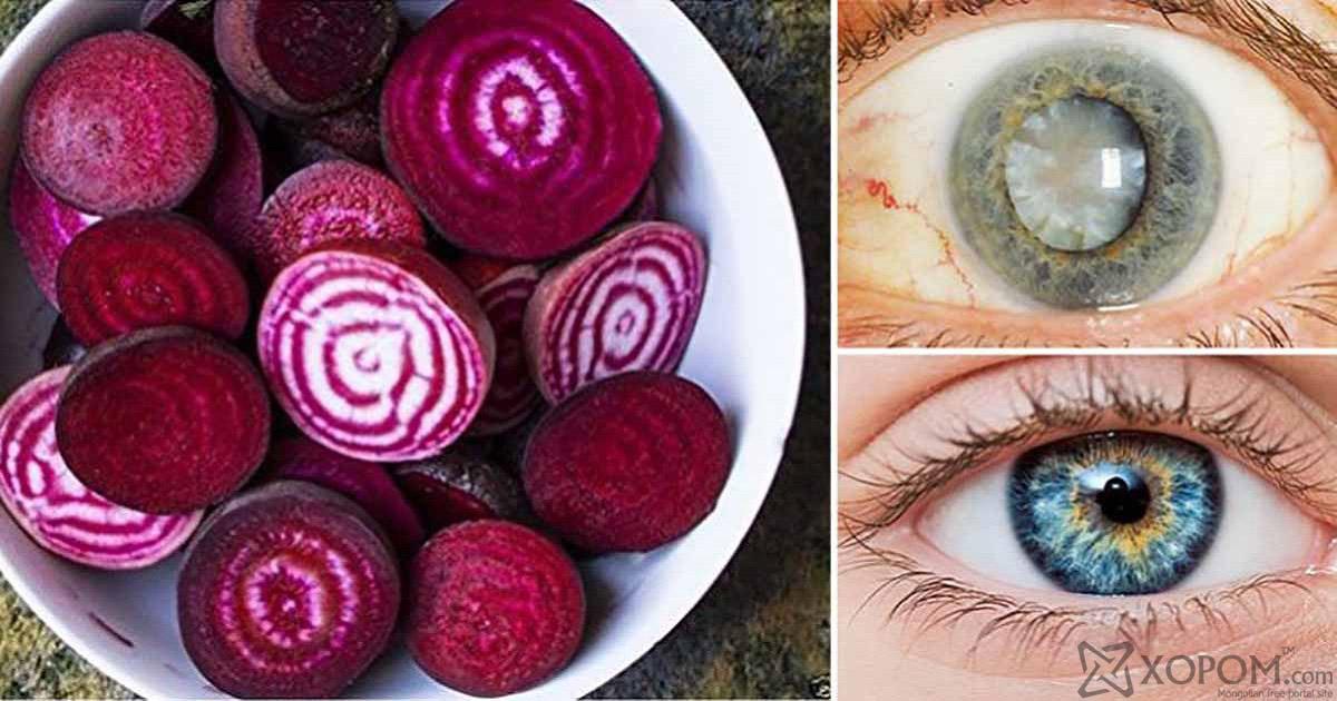 3-х ингредиентная смесь, которая улучшает зрение и очищает печень