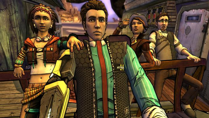 Tales from the Borderlands о…