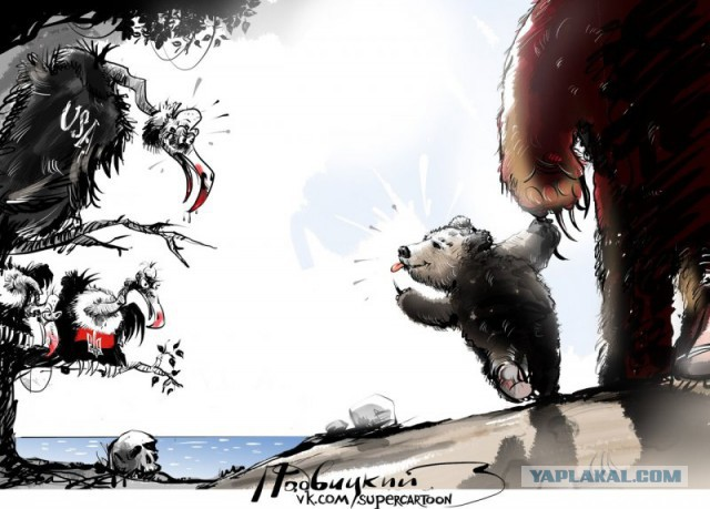 Народное творчество по поводу референдума в Крыму. - ЯПлакалъ