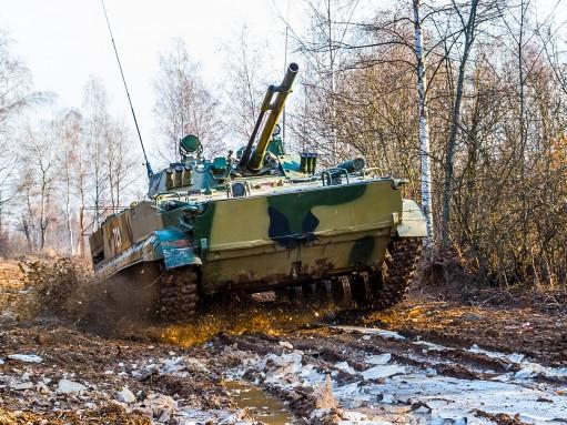Тест бронемашины БМП-3: хит продаж