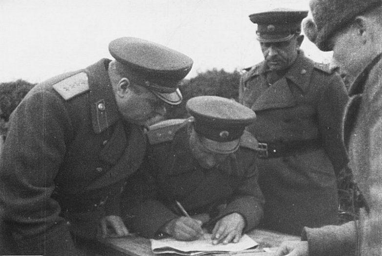 Маршалы Великой Отечественной